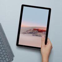 Surface Go 2 en su precio mínimo histórico de Amazon México: la tablet más barata de Microsoft con soporte para teclado y trackpad en oferta