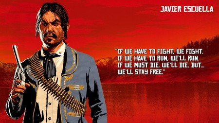 Red Dead Redemption 2 Javier Escuella