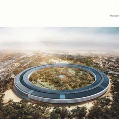 Foto 6 de 27 de la galería proyecto-original-del-nuevo-campus-de-apple en Applesfera