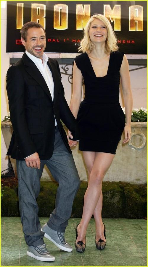 Foto de Gwyneth Paltrow premieres Iron Man (5/5)