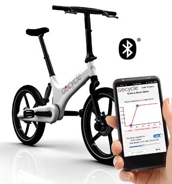 Go Cycle G2 app