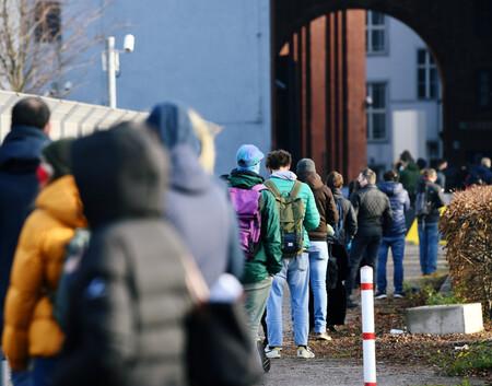Alemania dejará de valorar las tasas de contagio para sus restricciones. Se centrará en hospitalizaciones