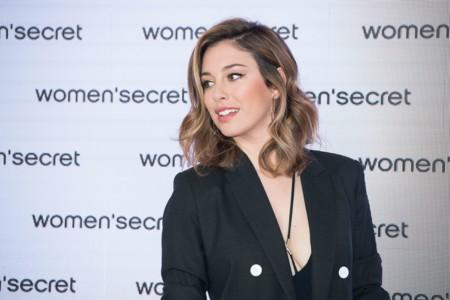 Blanca Suárez súper sexy en la presentación de la campaña de verano de Women'Secret
