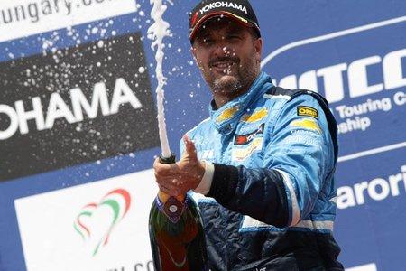Dos nuevas victorias para Chevrolet en Hungaroring
