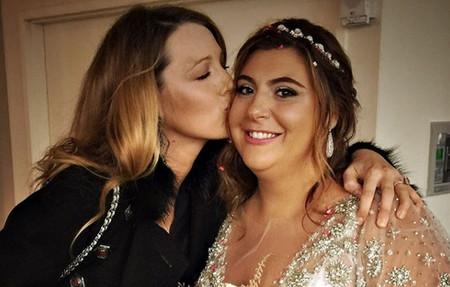 Blake Lively reaparece en la boda de su mejor amiga solo dos días después de dar a luz