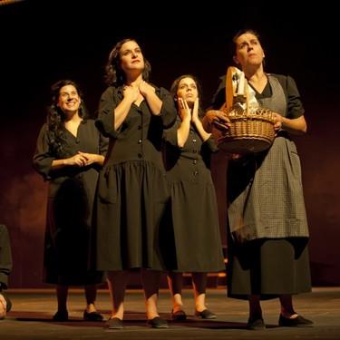 Se cumplen 120 años del nacimiento de Lorca: así son las mujeres a las que supo mirar más allá de la sociedad