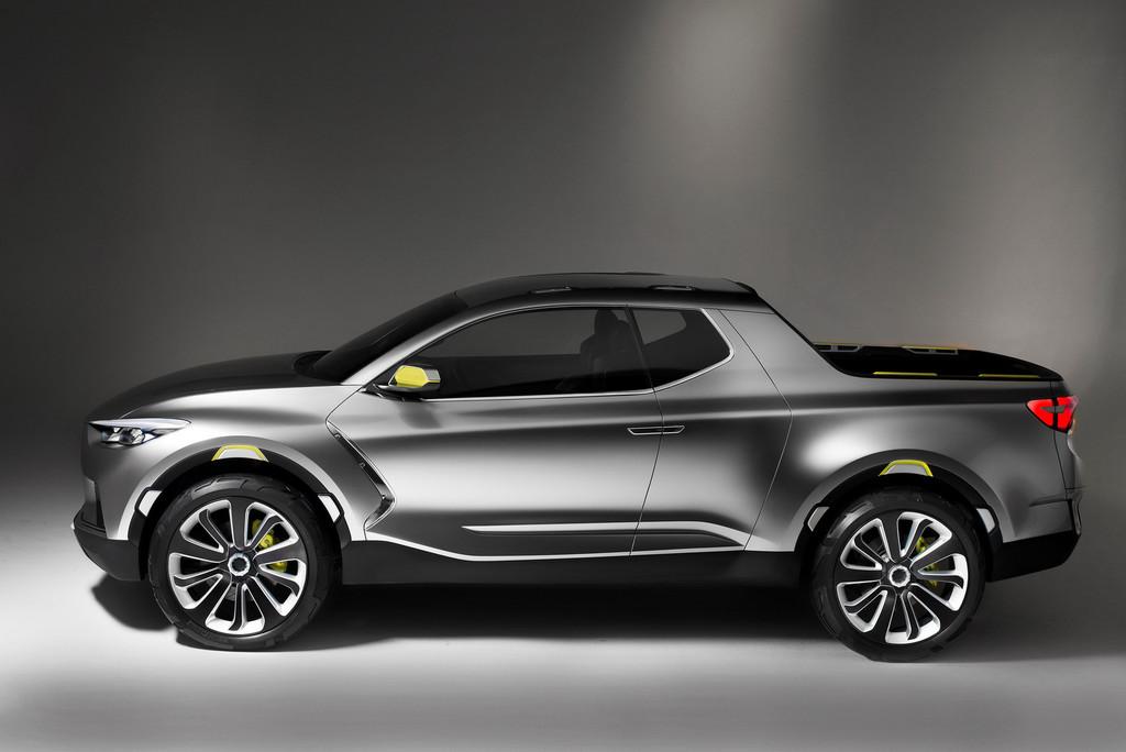 Hyundai quiere una pick-up y más modelos SUV para Estados Unidos