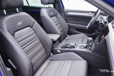 Volkswagen Passat 2020 Prueba 037