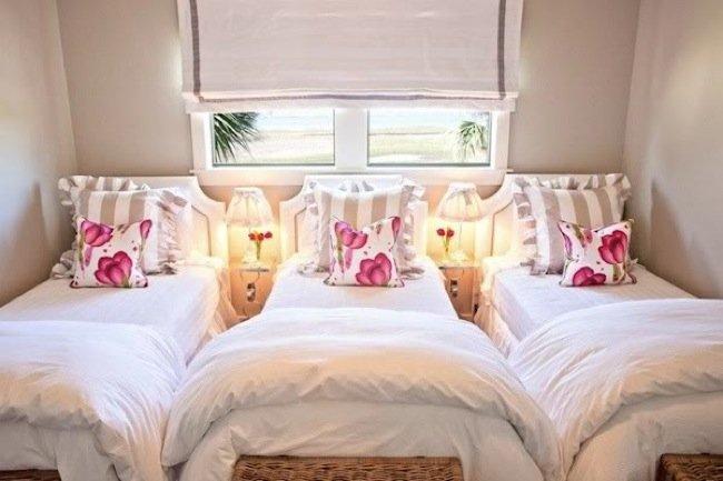 Dormitorios peque os para muchos ni os soluciones for Dormitorio original