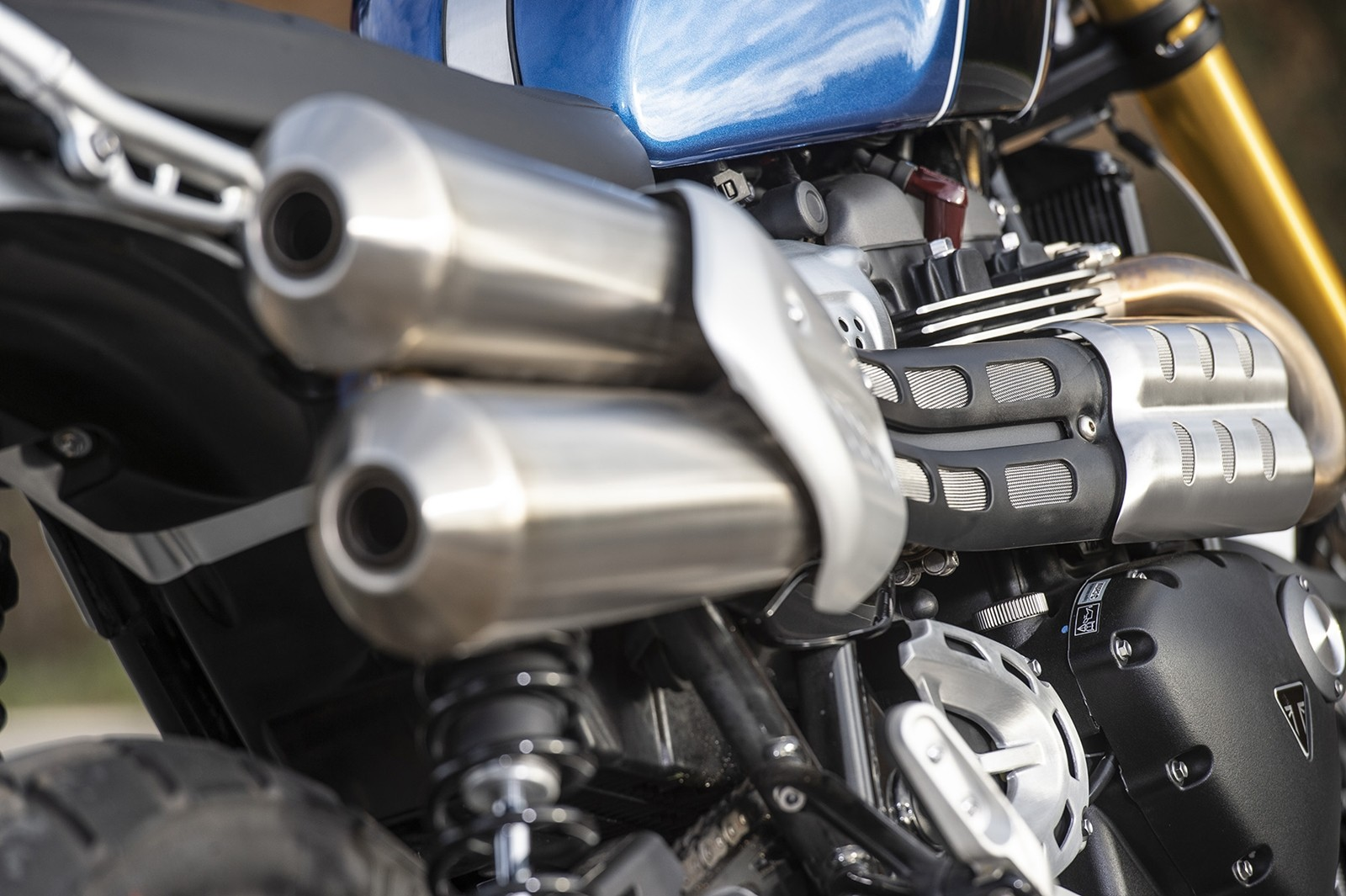 Foto de Triumph Scrambler 1200 XC y XE 2019 (73/91)