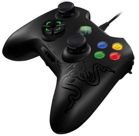 Razer Onza, un buen mando alternativo para Xbox 360