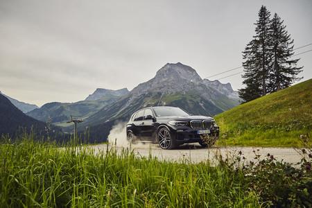 BMW X5 xDrive45e híbrido enchufable