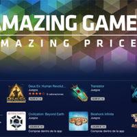 Juegos sorprendentes a sorprendentes precios, nueva sección recopilatoria en la App Store, tanto para Mac como para iOS