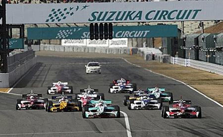 Super Fórmula 2013 Suzuka GP0