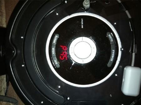 Roomba apaisada