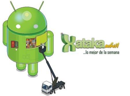 Filtraciones, novedades en Android y el precio del N8. Lo mejor de la semana en Xataka Móvil