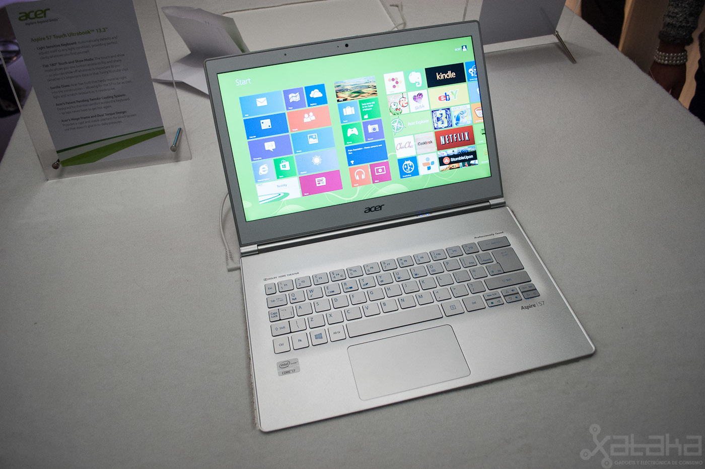 Foto de Acer Aspire S7, primeras impresiones (14/18)