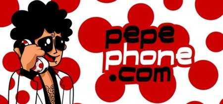 Pepephone también quiere a los que no usan internet en su móvil: 1.001 minutos por 9 euros al mes