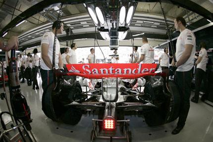 Preocupa la fiabilidad del motor de Hamilton en Brasil