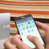 LG Optimus G Pro, análisis a fondo