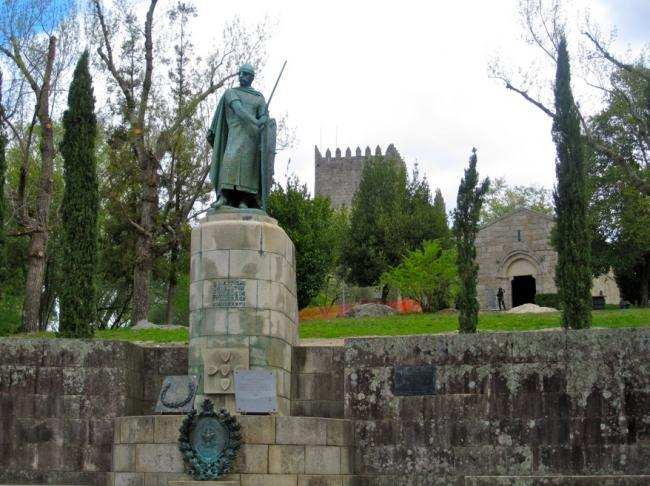 Paseo por Guimarães