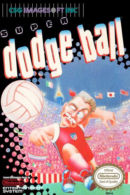 Super Dodge Ball Sony