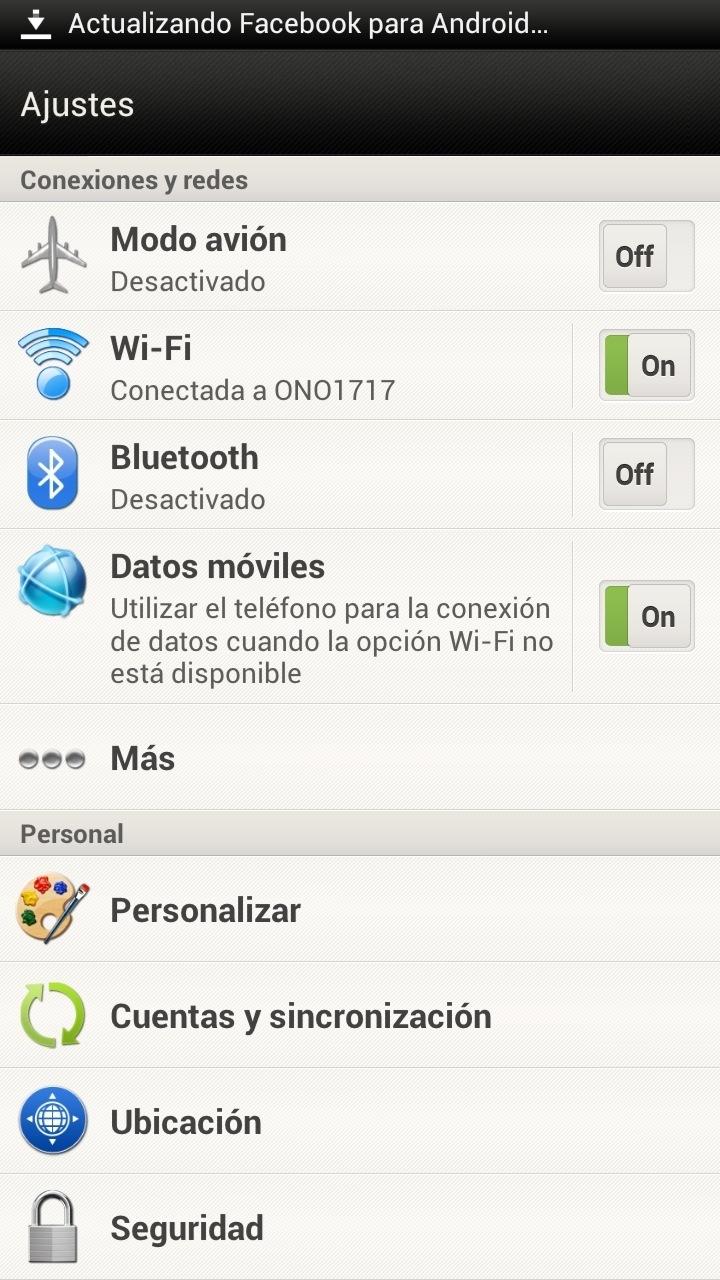 Foto de HTC Sense 4.0 ejemplos (3/39)