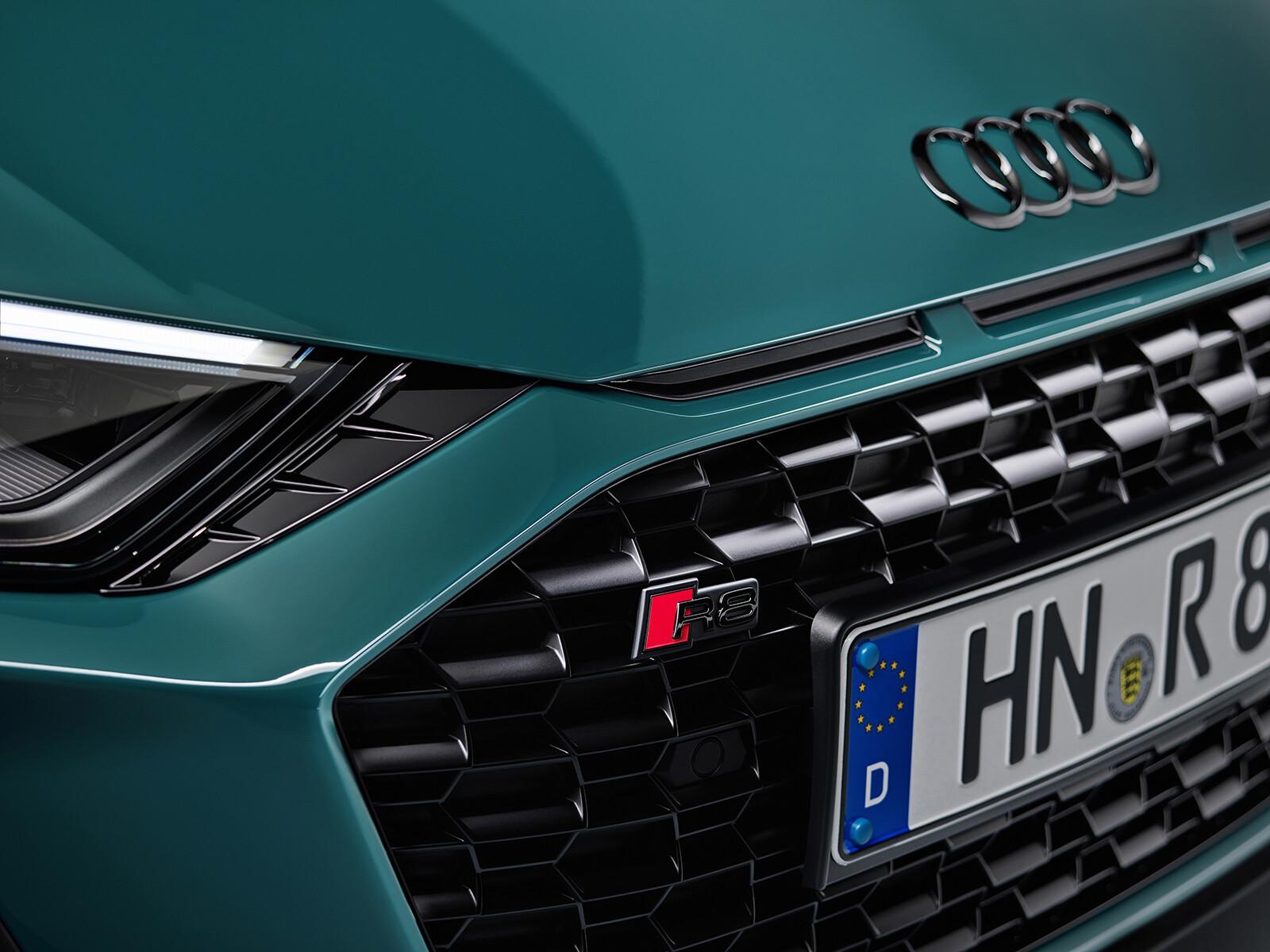 Foto de Audi R8 Green Hell (12/25)