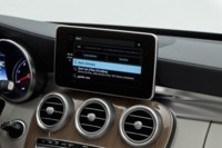 CarPlay en la nueva Clase C de Mercedes Benz, vídeo