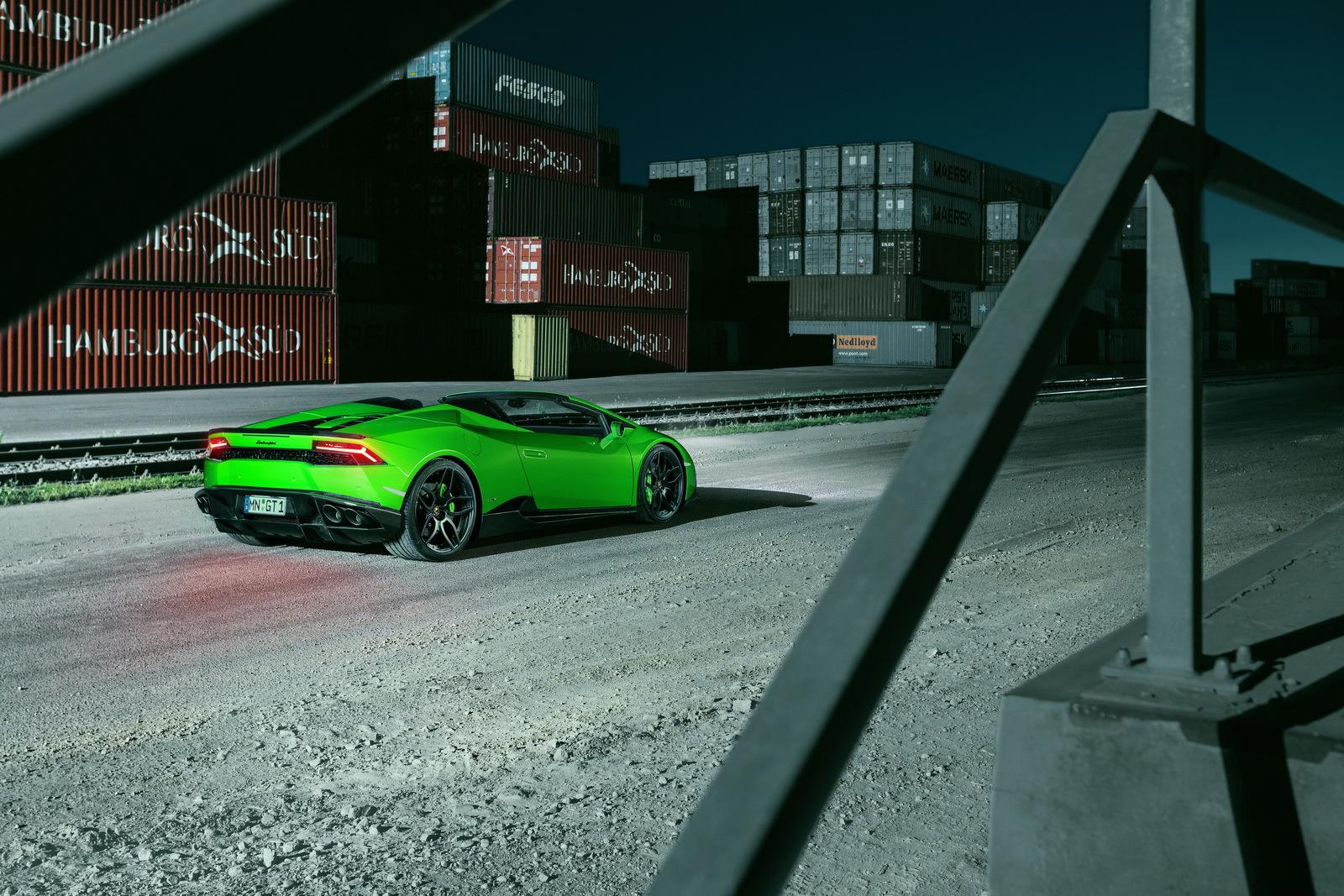 Foto de Novitec Torado Lamborghini Huracán (17/18)