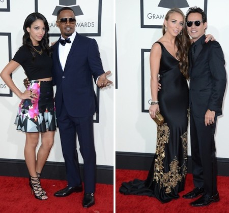 marc anthony grammy 2014