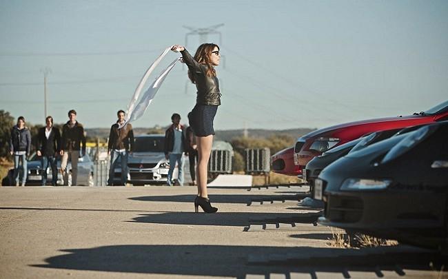 Imagen de la película 'Combustión'