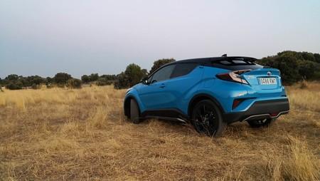 Si eres de SUV, eres de Toyota C-HR