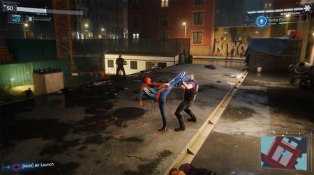 Golpes Spiderman