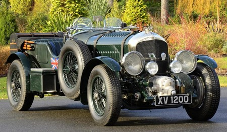 Blower Bentley Profile