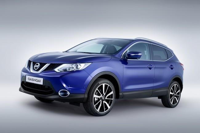 Nissan Qashqai 2014, precios y equipamiento para España