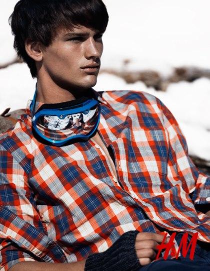 Camisa cuadros H&M Holiday Fashion
