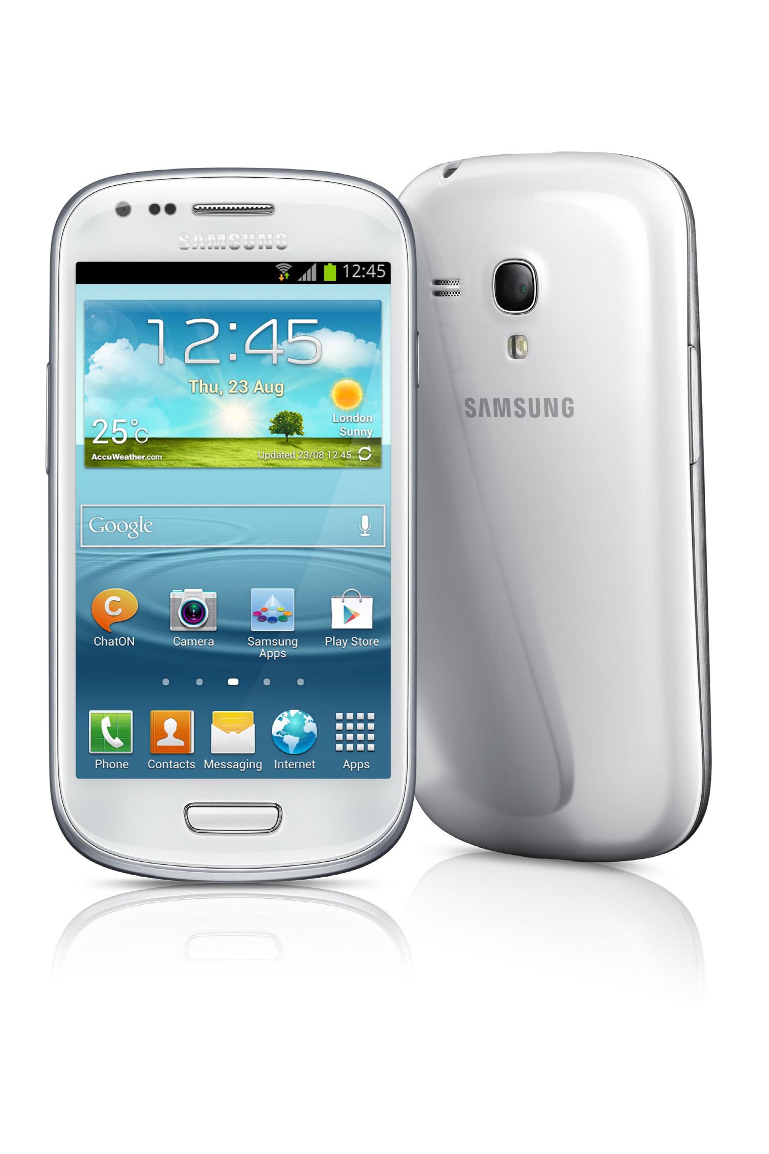 Foto de Samsung Galaxy SIII Mini (7/8)