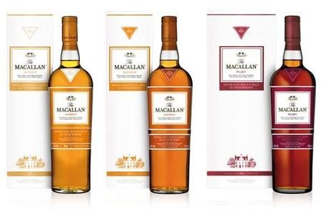 Whisky Macallan 1824 series