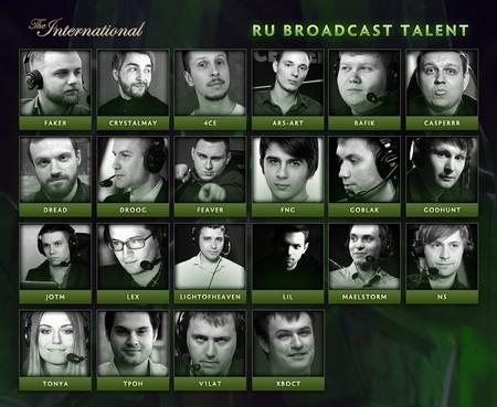 Talentos Ruso