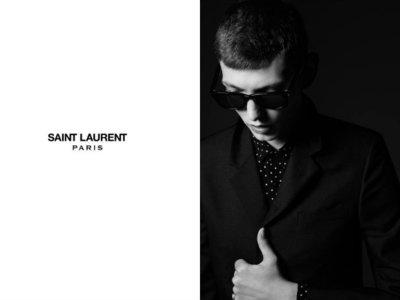 Aquí está ya la campaña de Saint Laurent Paris para el otoño-invierno 2015/2016