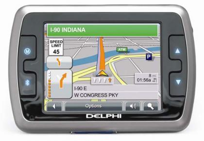 Navegador GPS Delphi NAV300