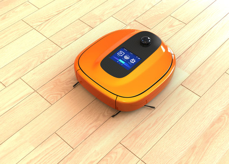 El robot aspirador también es domótica