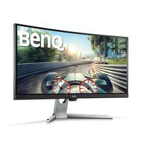 BenQ EX3501R: curvo, con 35 pulgadas WQHD y para jugar, por 83 euros menos hoy, en las ofertas de primavera de Amazon