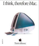 Pegatinas originales del iMac G3