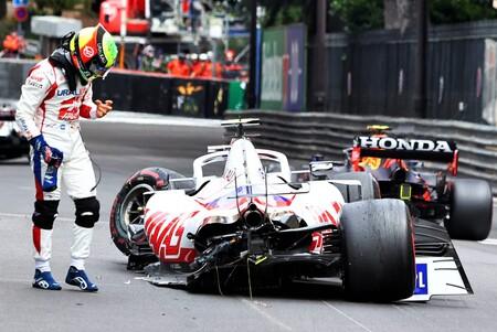El equipo Haas de Fórmula 1 está en peligro económico por los accidentes de Mick Schumacher y Nikita Mazepin