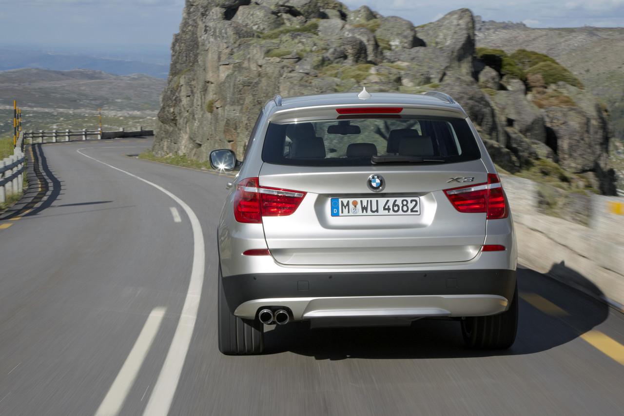 Foto de BMW X3 2011 (54/128)