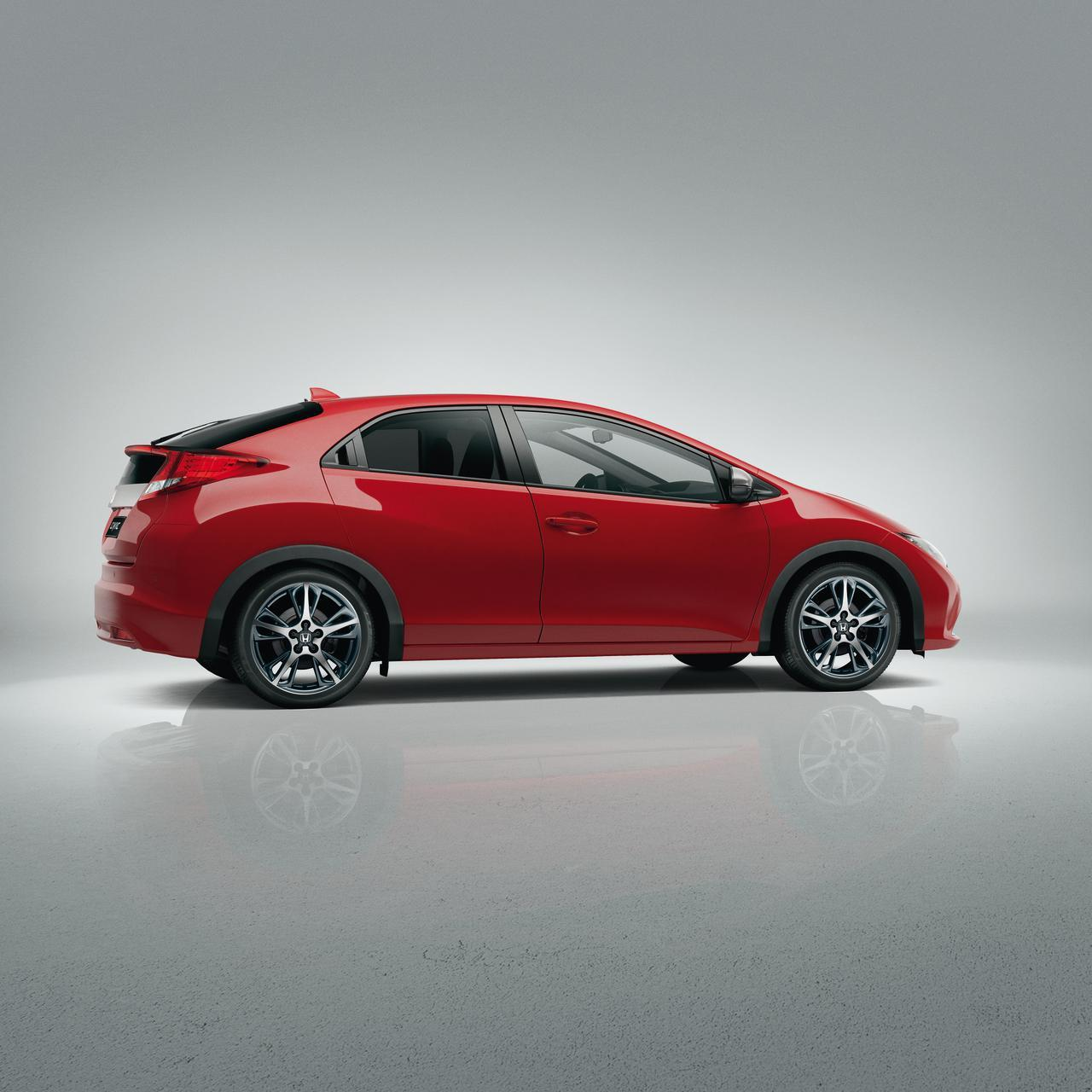 Foto de Honda Civic 2012 (44/153)