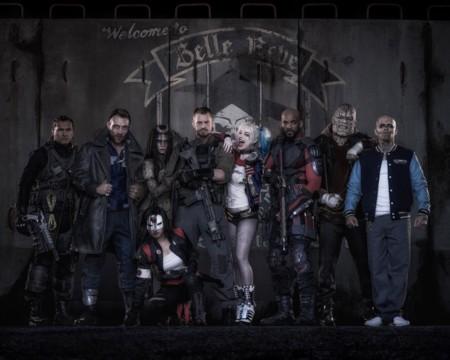 La primera imagen oficial de Suicide Squad
