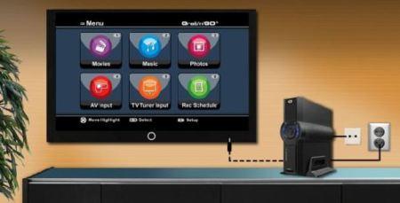Conceptronic añade TDT a sus discos duros multimedia Grab'n'GO